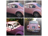 Stunning 1974 VW Beetle Show winner potential