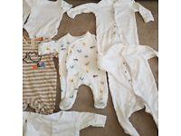 Newborn/first size bundle