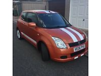 Suzuki swift 2006 1.3 Gl orange