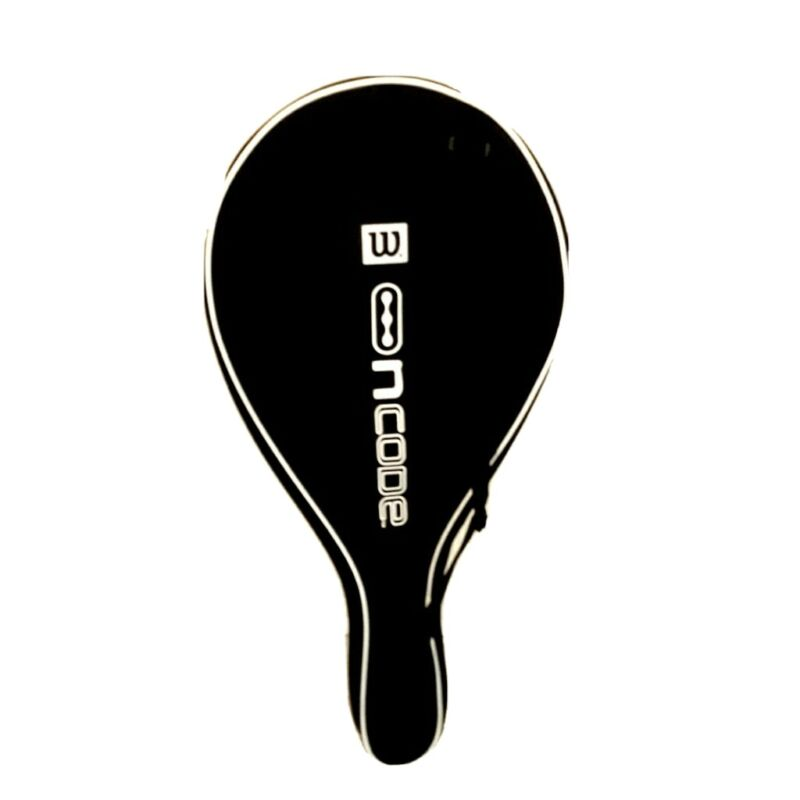 Wilson Ncore Tennis Racquet Cover Case Black