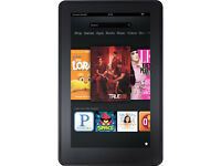 "Amazon Kindle Fire HD (3rd Gen) 16GB in Black - 7"" Fire OS Tablet"