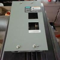 4/8 Circuit 100A 120/240V Siemens Loadcentre