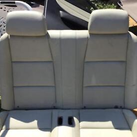 Bmw 1 series e88 convertible seats