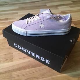 "Converse "" Cons Grape"" One Star"