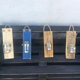 Vintage Crafted Jar Lanterns