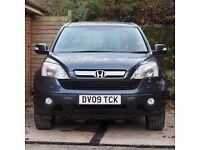 4X4 Honda CRV 2009 ES 2.2 I-CDTI