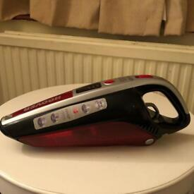 18 v rechargeable cordless hand held vacum cleaner