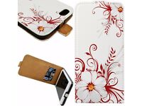 """Hot Flower Magnetic Card Slot PU Leather Case Cover For Apple iPhone 6 Plus 5.5"""""""