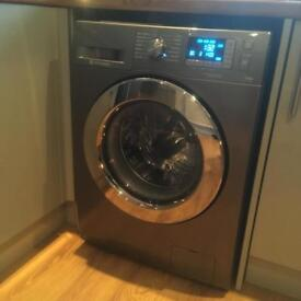 Samsung washing machine Ecobubble 9kg - 3 year warranty