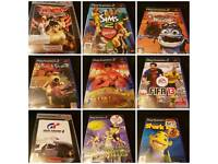 18 games for PlayStation 2