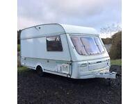 swift diamond 2 birth caravan