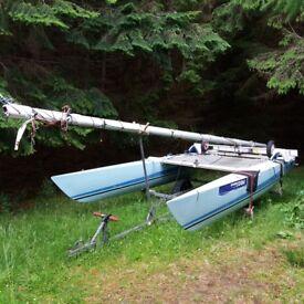 Catamaran - Dart 18