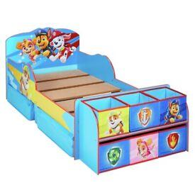 EX Display Paw Patrol Cube Toddler Bed Frame