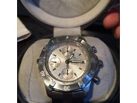Tag Heuer 2000 Exclusive Chronograph Automatic, boxed with papers and receipt
