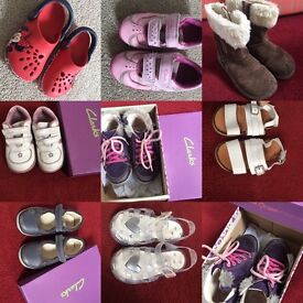 Various Toddler Shoes