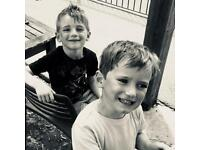Looking for summer au pair. Live in. 2 awesome boys