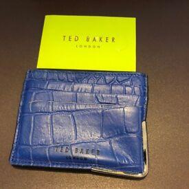 Tom Baker Card Holder