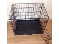 SMALL COLLAPSIBLE DOG CAGE