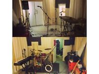 Band Practice Space Available