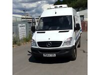 Mercedes sprinter fridge