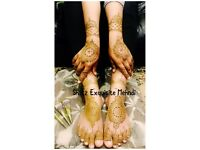 Offering Beautiful Mehndi/henna (organic) for all special occassions