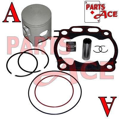 Yamaha Yz 250 Yz250 Piston Rings Gasket Kit Set 2000 2013
