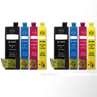 8 Ink Cartridges For Epson Workforce Pro Wf-7015 Wf-3520dwf Wf-7525 - ink frog - ebay.co.uk