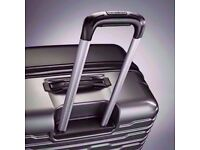 LARGE SAMSONITE SUITCASE. 4 Wheels with Built in Lock. Sealed Brand New