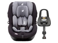 Joie I-Anchor Group0+/1 Car Seat and Base