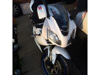 Grate bike for sale 2/125 arilla rs fast bike not for the fainthearted