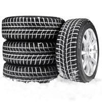 Large selection of used Snow Tires Call Today 434-7742