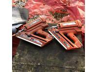 2 paslode nail guns