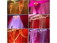 stages / Mehndi mehendti stages / Asian dj / dhol / house lights/ best deal!