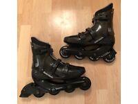 Bauer roller blades