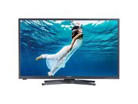"""Linsar 22"""" Full HD Ultra Slim LED TV with Freeview HD & USB MEDIA PLAYER"""