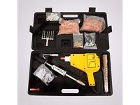 Stud Gun Welder Auto Body Dent Ding Slide Hammer Puller Complete Mobile DIY Repair Kit
