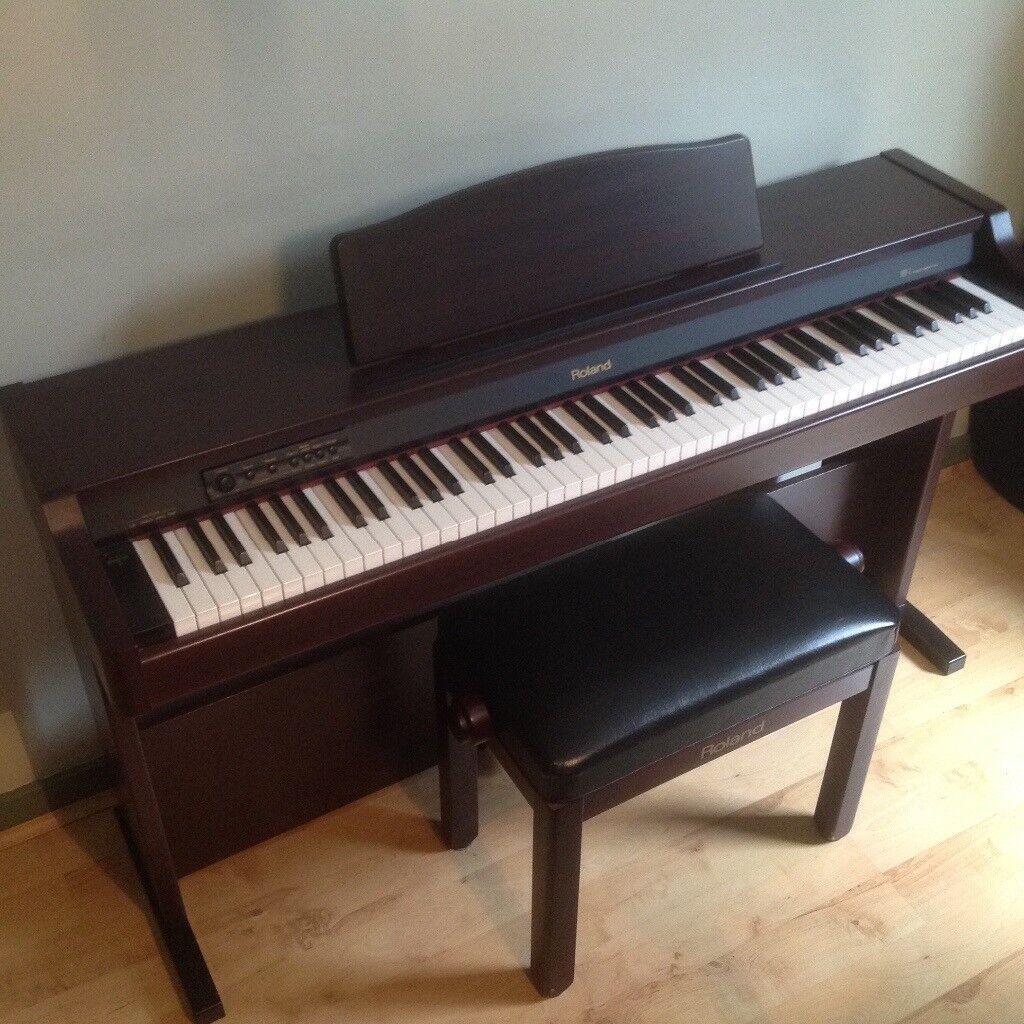 Piano Digital Roland HP 1