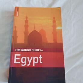 Egypt travel books