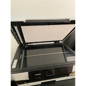 Brother MFC-J6520DW Wireless Colour Inkjet All-in-One Printer
