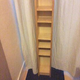 """Ikea tall(approx79"""") display unit"""