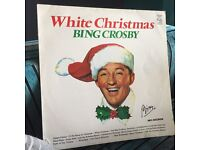 "Bing Crosby - Xmas - 12"" LP"