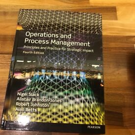 Operations and Process Management Nigel Slack