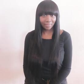 Afro Hair dresser, weaves, wigs,braids BRAZILIAN HAIR FOR SALE