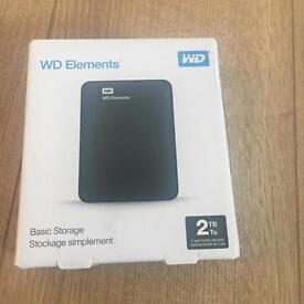 wd 2tb external hard drive