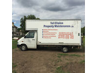 Luton Body Van with Tail lift