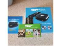 Now TV set top box.