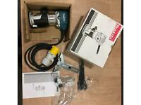 Makita 1/4 Router & Trimmer + Accessories Never Used