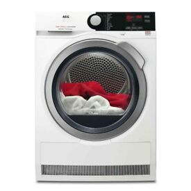 AEG 7000 Series 8kg Heat Pump Tumble Dryer - BUY NOW PAY LATER!!