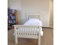 M &S single bed frame