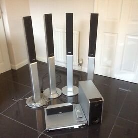 Samsung digital home cinema system. Excellent condition. Full working order.